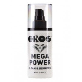 Eros Gel désinfectant Toys 125mL