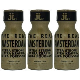 Real Amsterdam 15mL x3