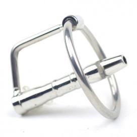 Plug urètre with Glansring 4cm