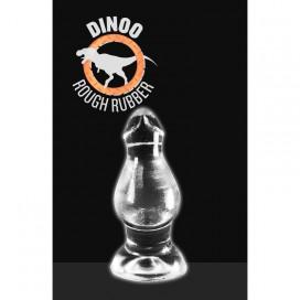 Gode XXL Dinoo Ceratops 20 x 9.5 cm Clear