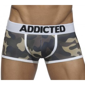 Addicted Boxer Basic Camouflage Kaky