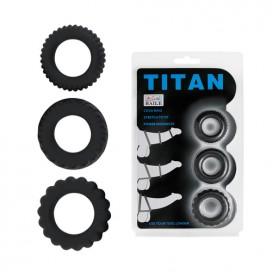 Mini Cock Ring Delay Titan