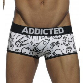 Addicted Boxer Ufo Blanc