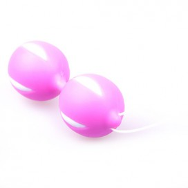 Boules vaginales Silicone Pink