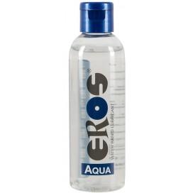 Eros Lubrifiant Eau Eros Aqua Bouteille 100mL