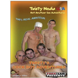 Twistys Cock Boy Adventures DVD