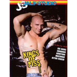King of Piss DVD