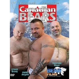 Bear films Canadian Bears DVD