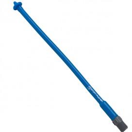 Sport Fucker Anal Irrigator Nozzle 38cm Bleu