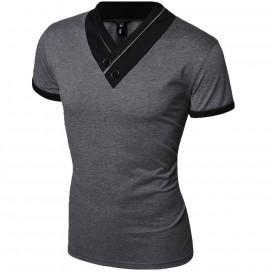 T-shirt Tendance Street Gris