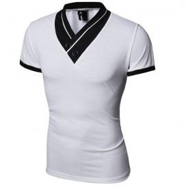T-shirt Tendance Street Blanc