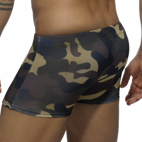 Addicted Boxer de bain Camouflage