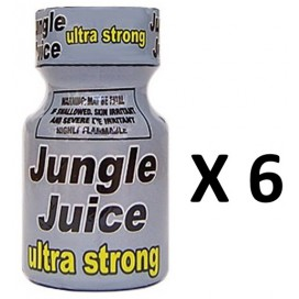 Push Poppers Jungle Juice Ultra Strong 9mL x6