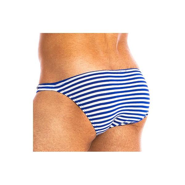 Low Cut Brief Sailor Bleu