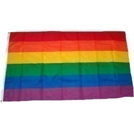 Pride Items Rainbow Flag 90x150 cm