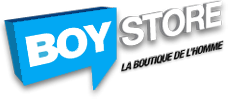 Logo de BoyStore.com : sex shop gay